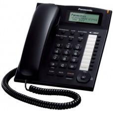 Τηλεφωνική Συσκευή Panasonic KX-TS880EX Μαύρη